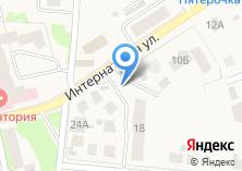 Компания «Строящийся жилой дом по ул. Коммунистическая (Семёновка)» на карте
