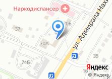 Компания «Vip-Decor» на карте