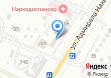 Компания «Каспрыбхолодфлот» на карте