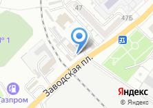 Компания «Универсальный» на карте