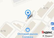 Компания «Сеть магазинов текстиля» на карте
