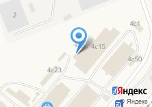 Компания «Альт-Посуда» на карте