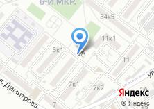 Компания «В двух шагах» на карте