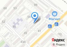 Компания «Нурлан» на карте