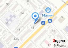 Компания «Kodak» на карте
