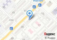 Компания «Заводской» на карте