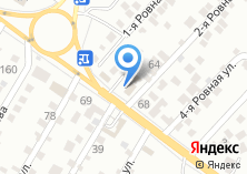 Компания «Блеск Авто» на карте