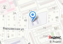 Компания «Детский сад №110 Сапожок» на карте