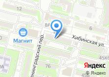Компания «Билайн телекоммуникационная компания» на карте
