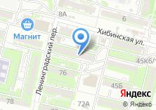 Компания «Домоуправление» на карте