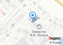 Компания «Судостроительно-судоремонтный завод им. В.И. Ленина» на карте