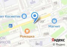 Компания «Магазин цветов на проспекте Бумажников» на карте