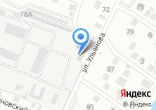 Компания «Астраханский Автомост» на карте