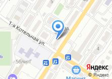 Компания «ВКАБАНК» на карте