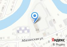 Компания «Астраханская техническая школа» на карте
