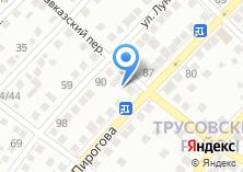 Компания «МойкаАвто» на карте