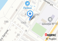 Компания «ЛЮИВ» на карте
