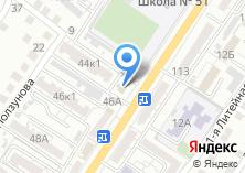 Компания «Тортуга» на карте