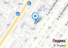 Компания «Астраханская областная юношеская библиотека им. Б. Шаховского» на карте
