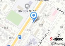 Компания «Сертификат» на карте