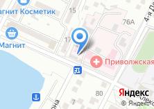 Компания «Грязелечебница» на карте