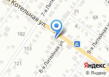 Компания «Астраханский центр пожарной безопасности» на карте