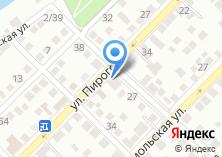 Компания «Участковая ветеринарная лечебница Трусовского района» на карте