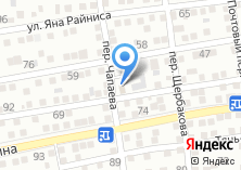 Компания «Наримановская районная ветеринарная станция» на карте