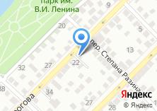 Компания «Корзинка» на карте