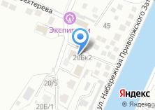 Компания «Астраханское территориальное управление информационно-технологического обеспечения» на карте