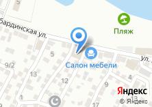 Компания «Салон мягкой мебели» на карте
