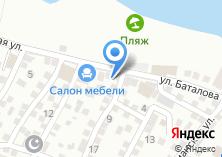 Компания «Продуктовый магазин на Кабардинской» на карте