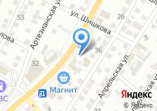 Компания «Quattro» на карте