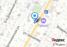 Компания «Петрострой» на карте