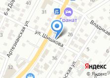 Компания «Нюанс» на карте