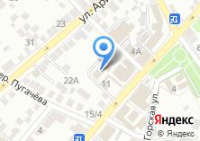 Компания «Парикмахерская на ул. Дзержинского» на карте