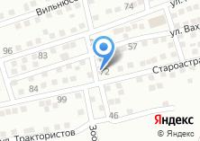Компания «Comepay сеть терминалов оплаты» на карте