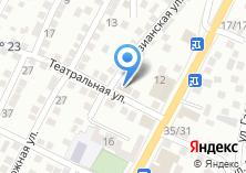 Компания «Сибриз» на карте