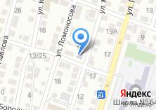 Компания «Открытая сменная общеобразовательная школа №8» на карте