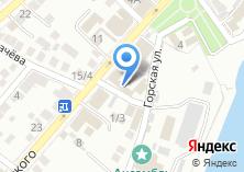 Компания «АВАНГАРД-ТКФ» на карте