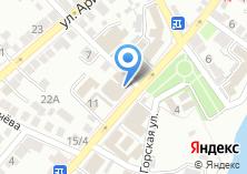 Компания «All-Сервис» на карте