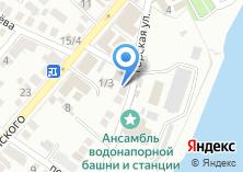 Компания «Отдел Военного комиссариата Астраханской области по г. Астрахани» на карте