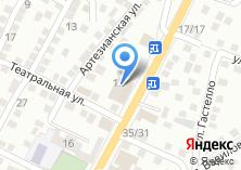 Компания «ViPaVe» на карте