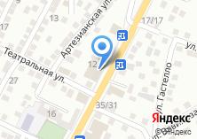 Компания «А Квадрат» на карте
