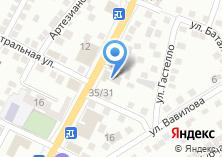 Компания «Tantos Астрахань» на карте