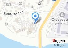 Компания «автоматизация30.рф» на карте