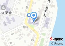 Компания «АИСИ» на карте