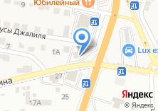 Компания «МотоКаспий» на карте
