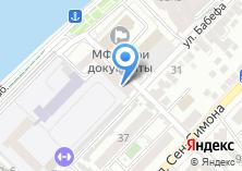 Компания «ТАНГО» на карте