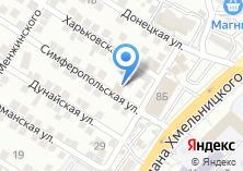 Компания «АВТО-30.РФ» на карте